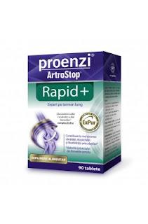 Cumpara aici Proenzi Artrostop 90 tablete-tratament 1luna