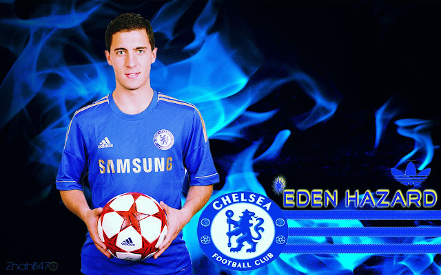 Eden Hazard 5k HD Wallpapers