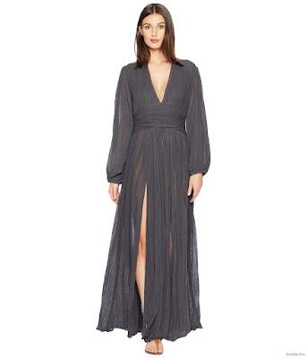Vestidos sencillos largos