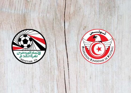 Egypt vs Tunisia - Highlights 16 November 2018
