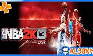 تحميل لعبة كرة السلة NBA 2K13 psp لمحاكي ppsspp
