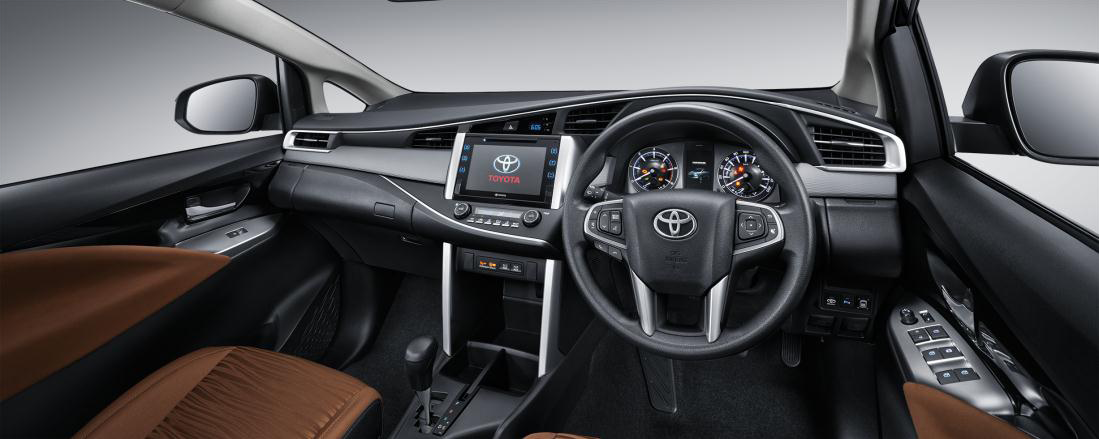 All New Kijang Innova Tipe V Kompresi Grand Avanza Interior Toyota 2015 | Astra ...