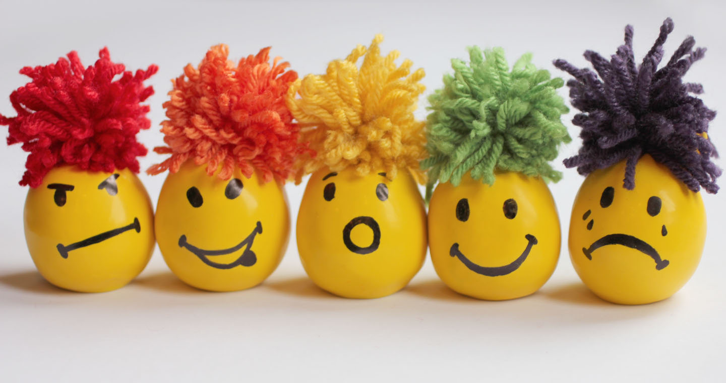 Emotional Stress Ball Balloons - Repeat Crafter Me