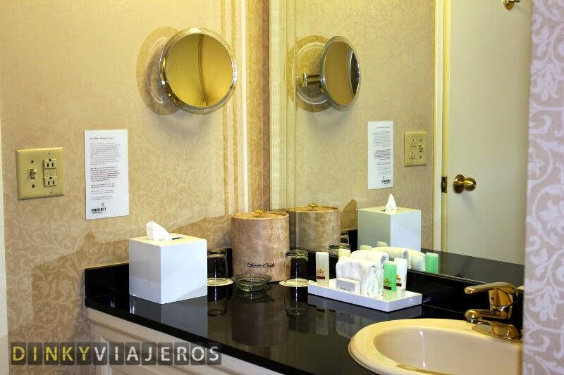 Hotel Monte Carlo. Baño