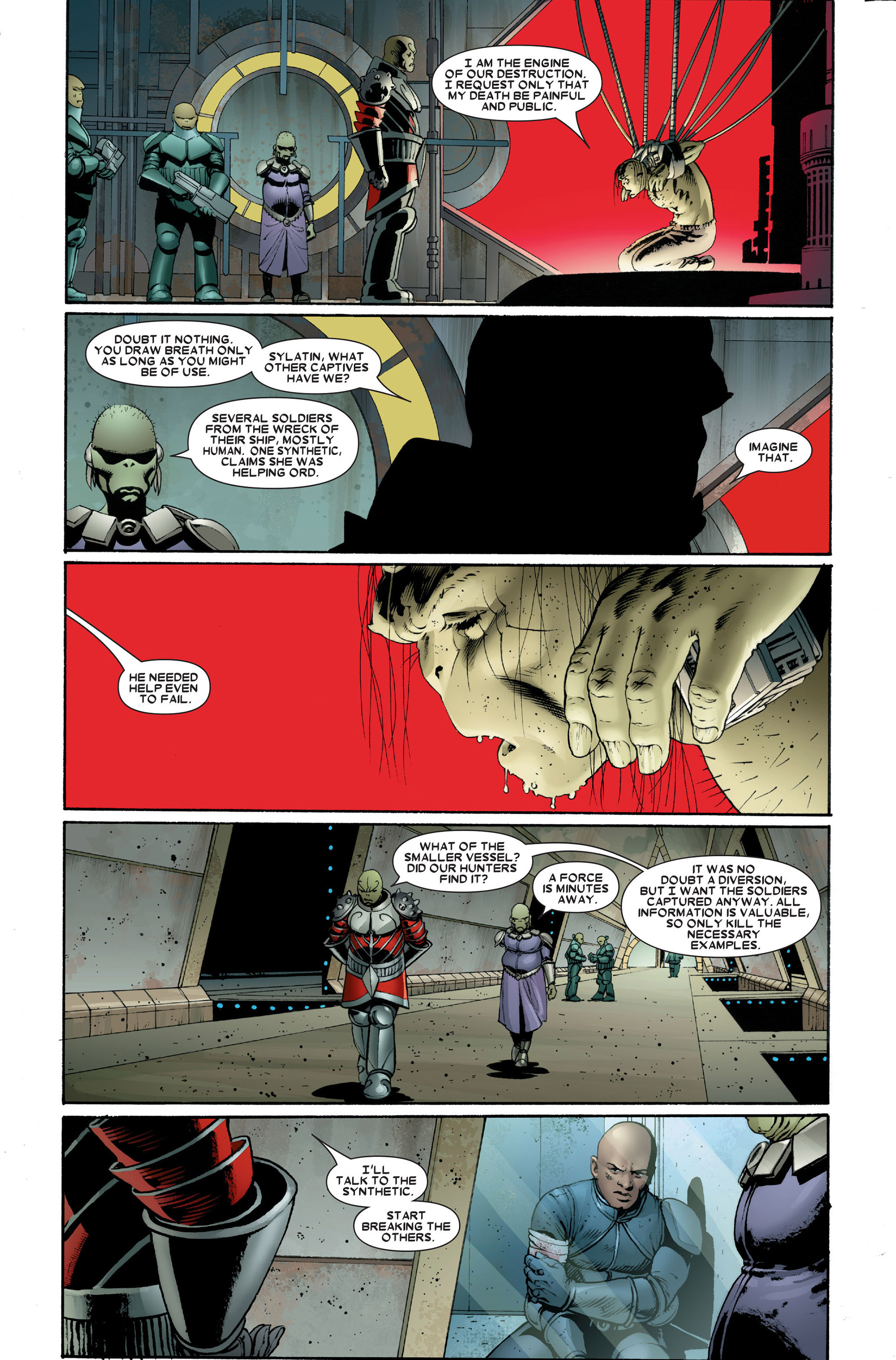 Read online Astonishing X-Men (2004) comic -  Issue #20 - 18
