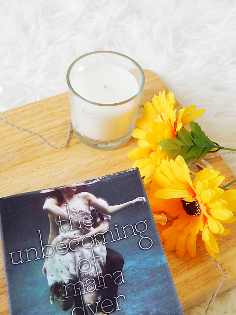The Unbecoming Of Mara Dyer No Spoiler Book Review | sprinkledpages