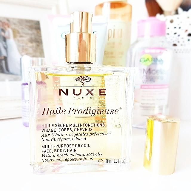 Skincare | My Current Routine with Bee Good, NUXE & Caudalie