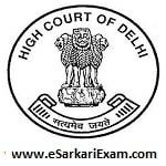 Delhi High Court Group C Call Letter
