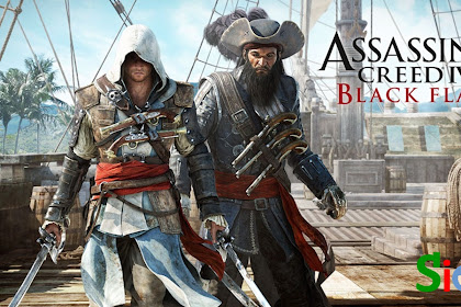 How to Download Games Assassins Creed IV Black Flag Full DLC Free