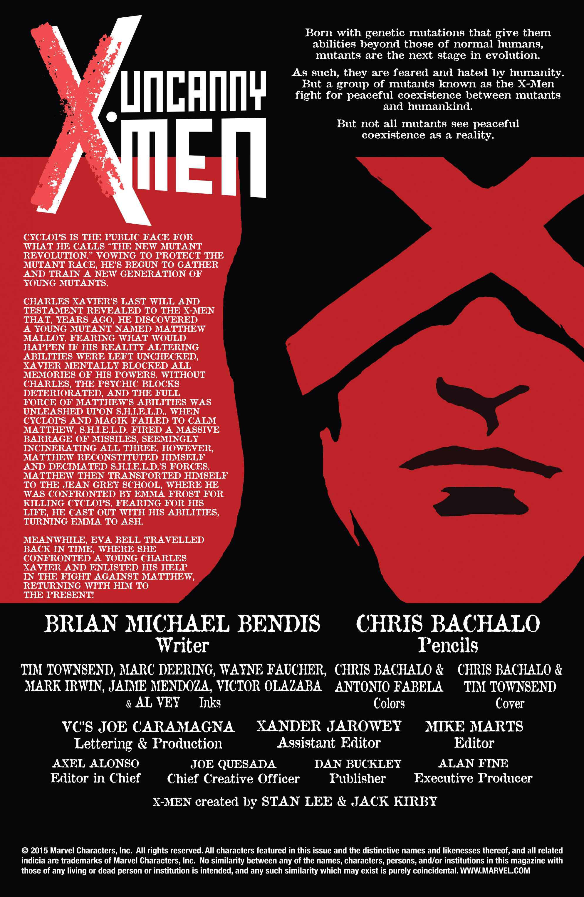 Read online Uncanny X-Men (2013) comic -  Issue # _TPB 5 - The Omega Mutant - 95