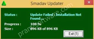 "Cara Mengatasi ""Installation Not Found"" SmadAV Pro"