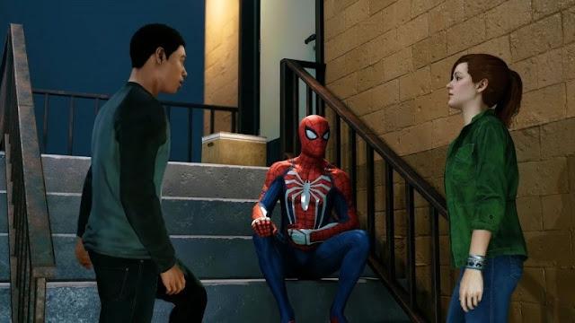 بعد سنوات من العمل أخيرا لعبة Spider-man القادمة حصريا على جهاز PS4 أصبحت جاهزة و تمر لمرحلة مهمة الأن ..