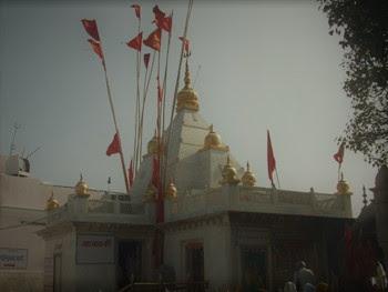 श्रावण अष्टमी मेले आज से शुरू नैना देवी माँ के मंदिर मे पूरी हो गई तेयारिना
