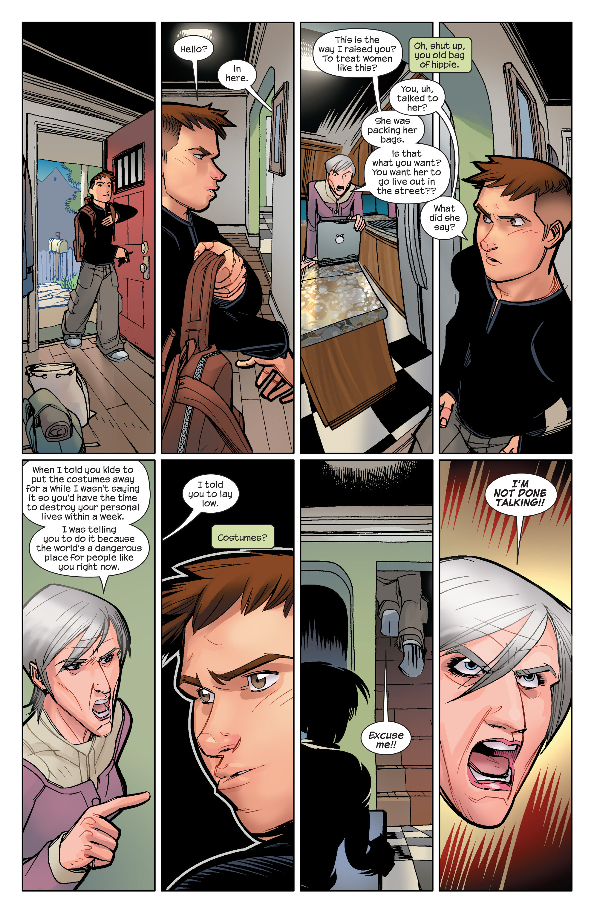Read online Ultimate Spider-Man (2009) comic -  Issue #12 - 20