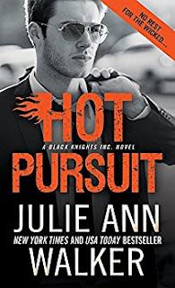 Hot Pursuit (Black Knights Inc. Book 11)