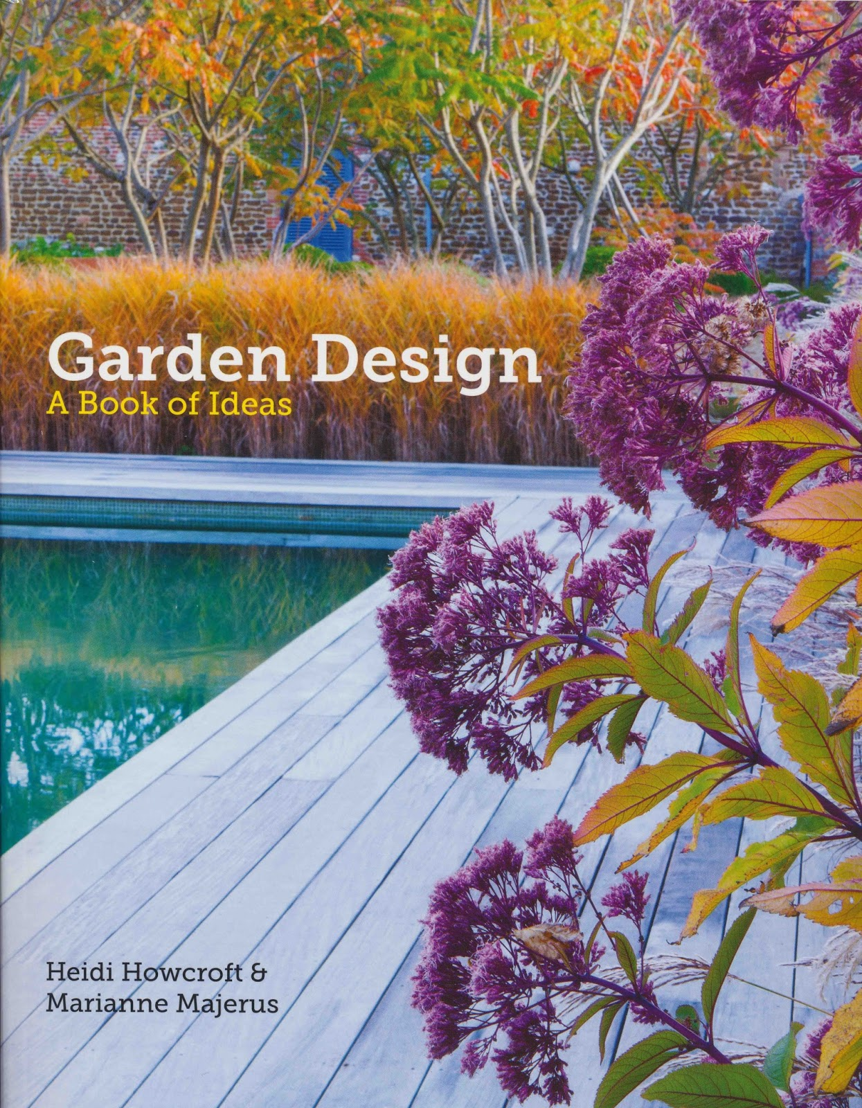 Book review garden design a book of ideas for Garden design workbook