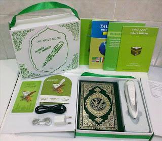 Al Quran Digital Pen PQ 15 4gb
