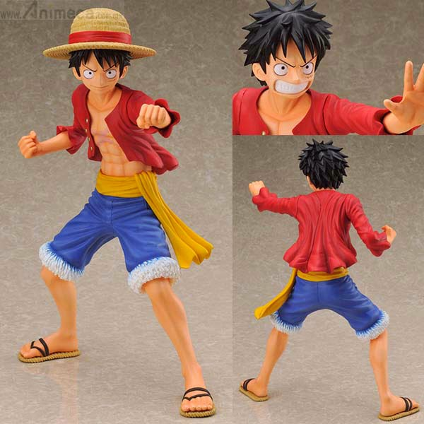 MONKEY D. LUFFY New World Ver. Gigantic Series FIGURE One Piece X PLUS