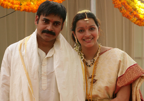 pawan kalyan marriage pics