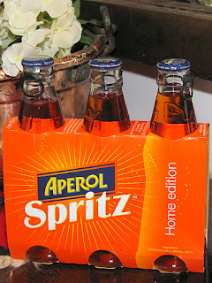 Aperol Spritz Home edition