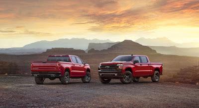 Nouveau Chevrolet Silverado 2019, Caractéristiques, Prix, Photos