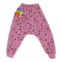 Alfacart Celana Panjang Anak Piteku Motif Pink Ukuran 0-3m ANDHIMIND
