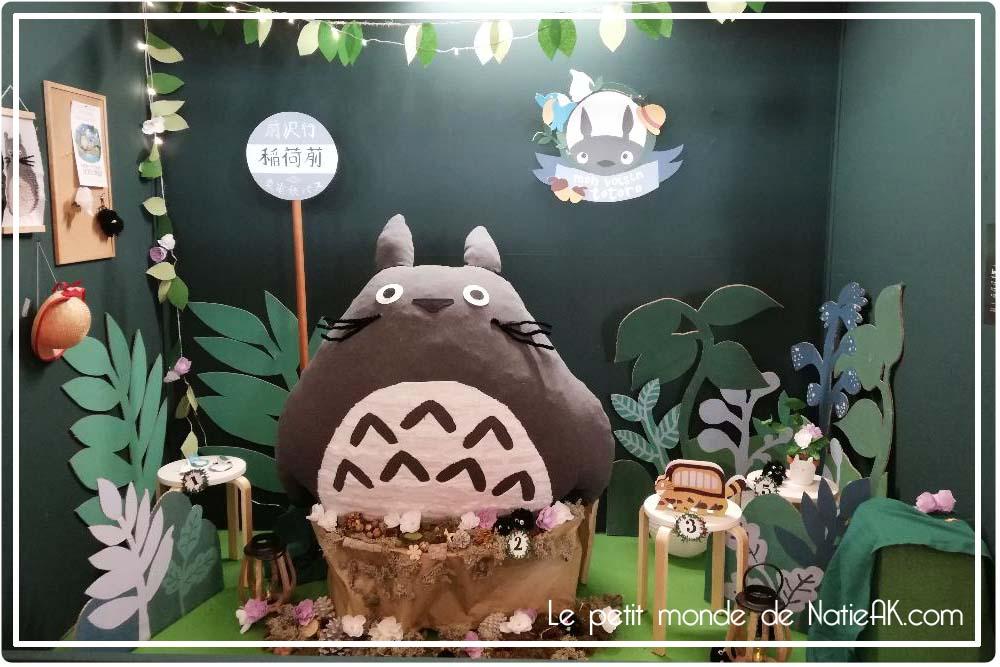 Mon voisin Totoro de Hayao Miyazaki par Amélie's Workshop