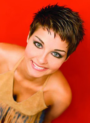 Very Feminine Short Hairstyles 2012 2013