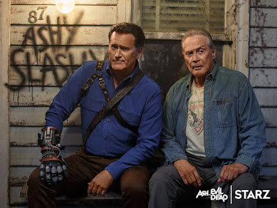Ash vs Evil Dead: i Williams