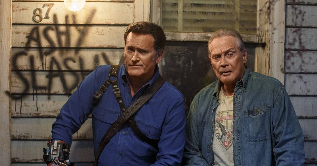 Ash vs Evil Dead S02E03: i nuovi video