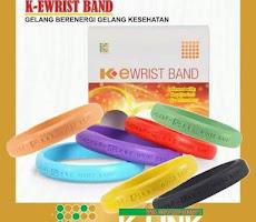 K-E Wrist Band <p>Rp410.000</p>