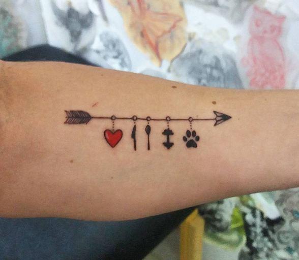 100 Best Forearm Tattoos For Men 2019 Inner Outer Arm