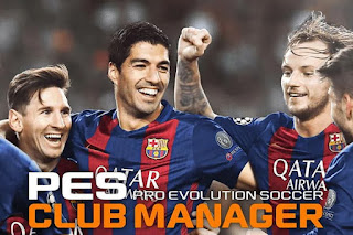 Pro Evolution Soccer Pes Club Manager Apk
