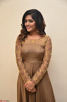 Eesha looks super cute in Beig Anarkali Dress at Maya Mall pre release function ~ Celebrities Exclusive Galleries 066.JPG