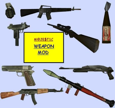 gta 3 weapons