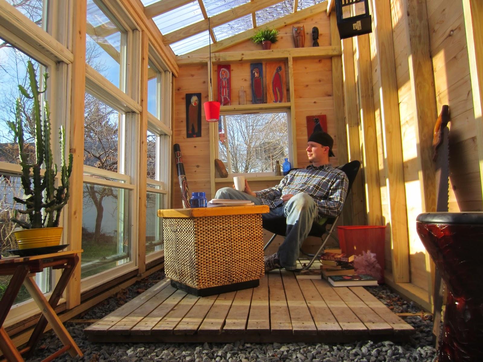 Tiny Home Designs: Relaxshacks.com: A THREE DAY, HANDS-ON Building And Design