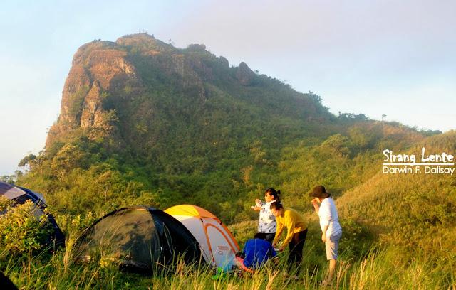 Mount Marami Campsite