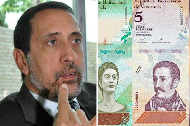 José Guerra advierte que no hay efectivo suficiente para todos los venezolanos