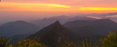 Gunung Halau-Halau, Gunung Besar Puncak Gunung Halau-Halau