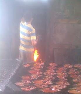 ikan asap