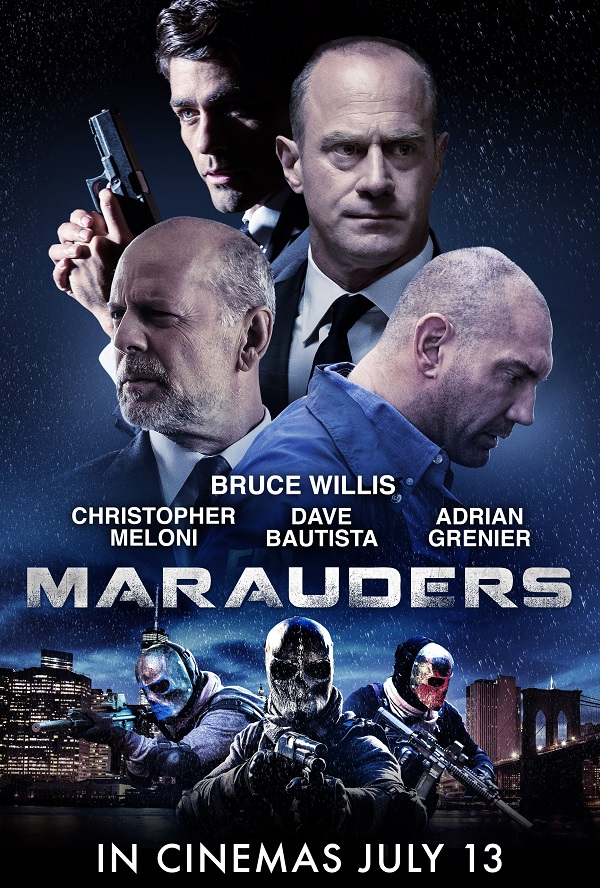 Marauders Official Poster