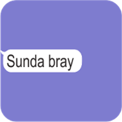 Text Sunda (Animated)