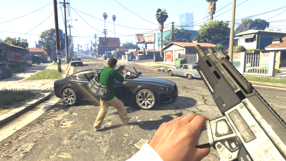 Grand Theft Auto V Complete Edition (Full) Free Download | Zip File