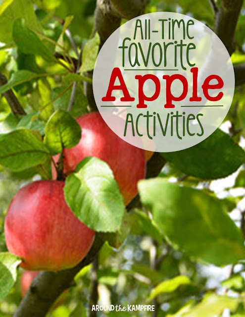 All-time favorite apple activities: A blog series