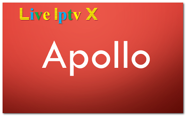 Apollo kodi build