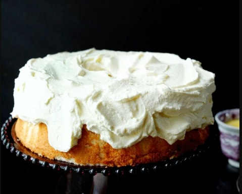 Frost Angel Food Cake Cool Whip