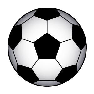 サッカーボールイメージ