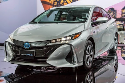2018 Toyota Prius Prime Concept