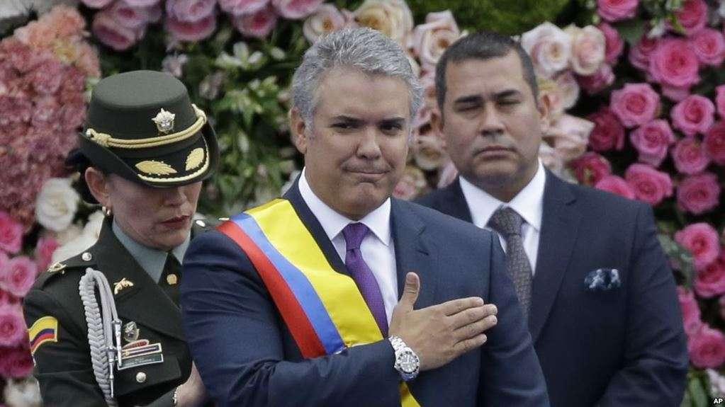 Duque había anunciado en campaña la salida de su país del organismo chavista / AP
