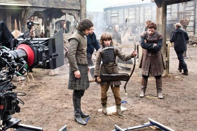Jon Snow Juego de tronos Rhaegar Targaryen-Lyanna Stark Kit Harington